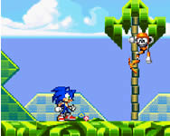 Sonic the Hedgehog online j�t�k
